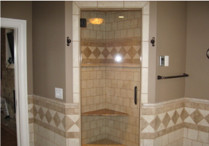 Custom Shower Remodeling