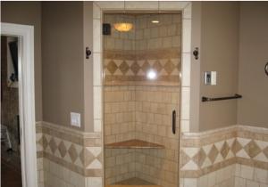 Custom Shower Remodeling